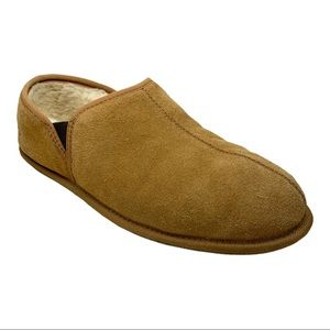 Ugg Men's Suede Shearling Scuff Romeo Slippers 11